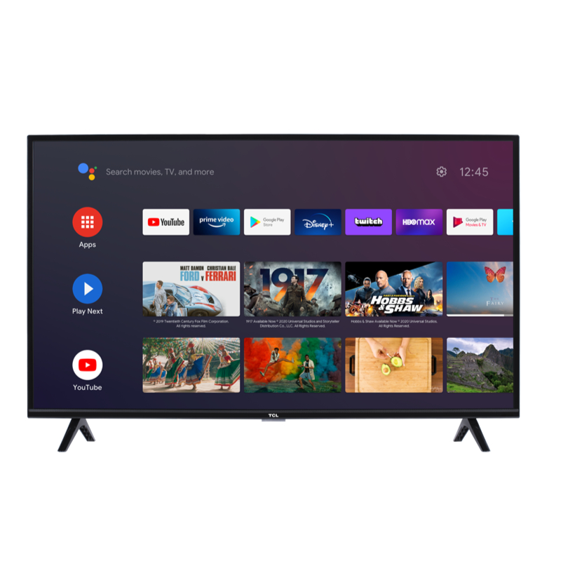 TCL 40 inch TV 40S6800