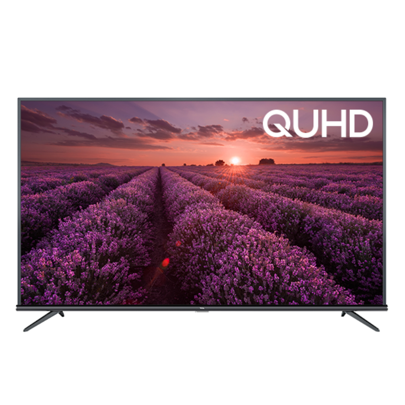 TCL 50 inch 4K TV 50P8M